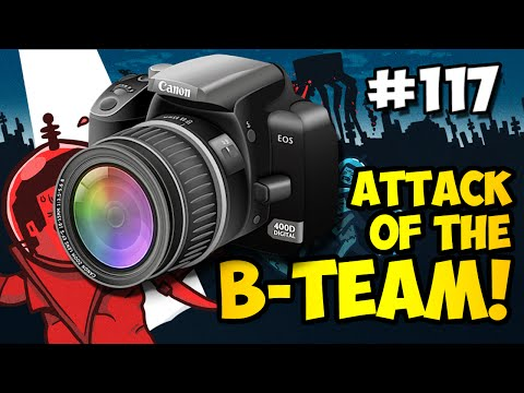 Minecraft: MY COMMERCIAL - Attack of the B-Team Ep. 117 w/ Pungence & Skyzm (HD)
