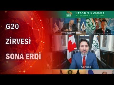 G20 Zirvesi sona erdi! İşte çıkan kararlar...