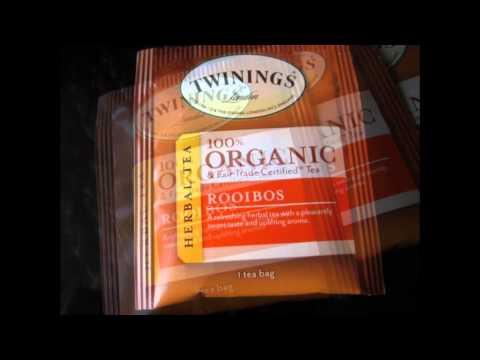 iHerb/Twinings, Organic Herbal Tea, Rooibos