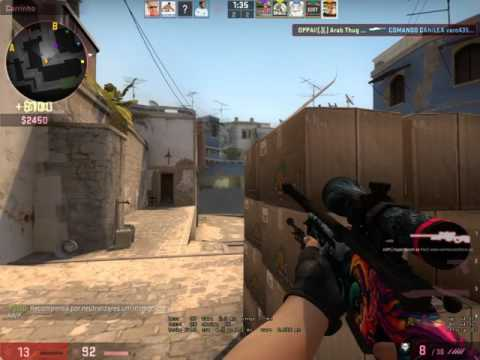 Javardar no CS GO ep5 Mirage full game PT PT