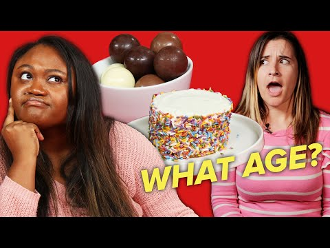 Can This Baker Guess People's Ages Based On Their Favorite Desserts? • Tasty