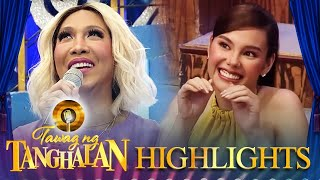 Vice wants Catriona to get out of the studio | Tawag ng Tanghalan