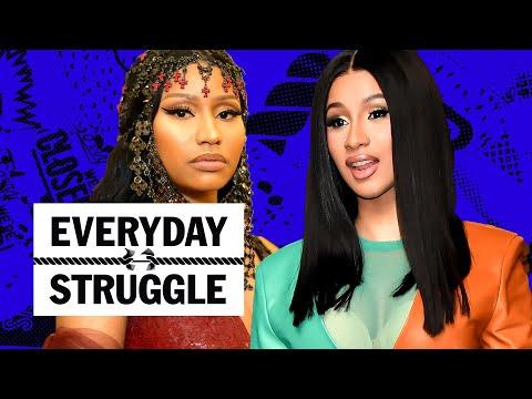 Nicki Not Retiring, Playboi Carti Leaks, More Women Have Deals Thanks to Cardi B?| Everyday Struggle