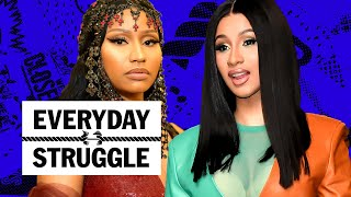 Nicki Not Retiring, Playboi Carti Leaks, More Women Have Deals Thanks to Cardi B?  Everyday Struggle