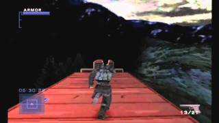 "Syphon Filter 2: (HD) Walkthrough Mission 7 ""Colorado, USA: United Pacific Train 101!"""