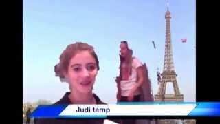 French skit news report (grade 8)