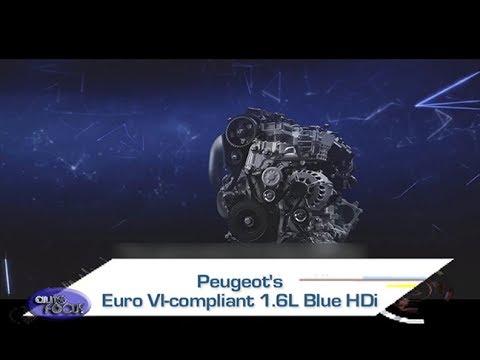 Peugeot Blue HDi Diesel Engine   Auto Tech