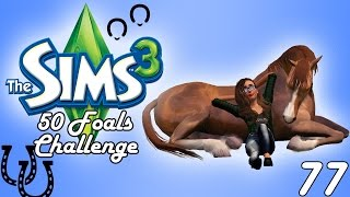 Let's Play: The Sims 3 50 Foals Challenge - Part #77 - Potty Training Toddlers!