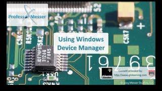 Using Windows Device Manager