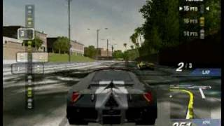 Ford Street Racing Gameplay - Team Race - High Performance