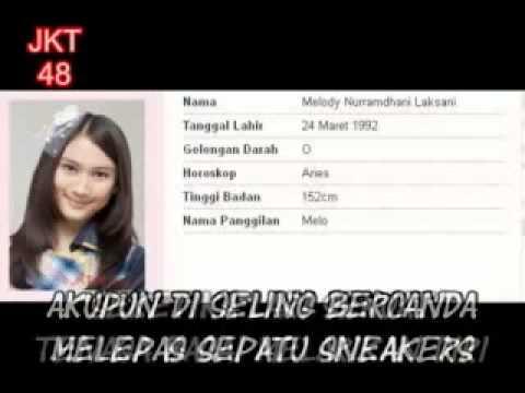 JKT48 - Gomen Ne Summer ♪ Maafkan Summer ♪ + Lirics & 1st & 2nd Gen Member Profile