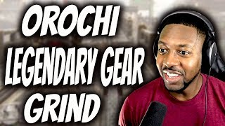For Honor : Orochi Legendary Gear Grind thumbnail