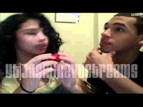 Jasmine V Ustream With Bern And Young Jinsu Nov 29, 2011 FULL VIDEO.