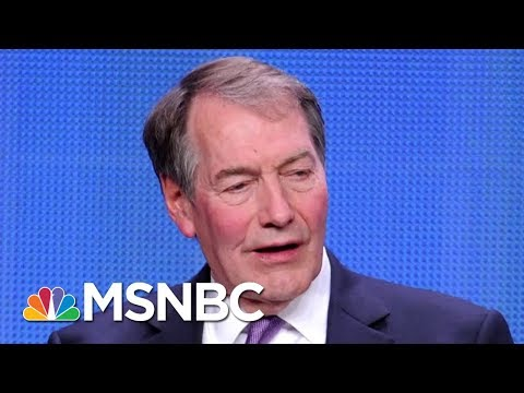 Veteran Journalist Charlie Rose Fired Amid Sexual Harassment Allegations | MSNBC