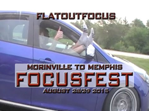 Morinville to Memphis - FOCUSFEST 2015