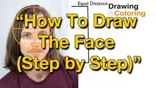 How to Draw a Face Step by Step