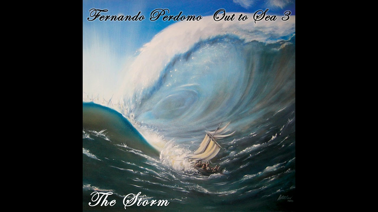 Fernando Perdomo - Out To Sea 3 (2020)