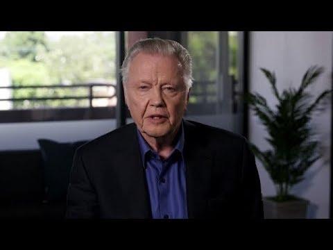 Jon Voight Calls Trump 'the Greatest President Since Abraham Lincoln' (Video)