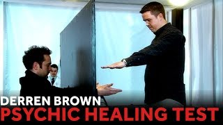 Derren Brown Does A Test To Call Out Fake Psychic Healers