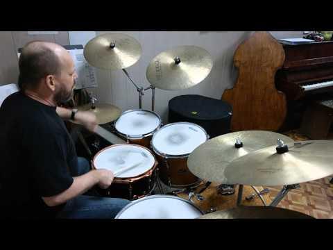 Соло на барабанах solo on drums огранка камня джаза - jazz jeweler cut stone