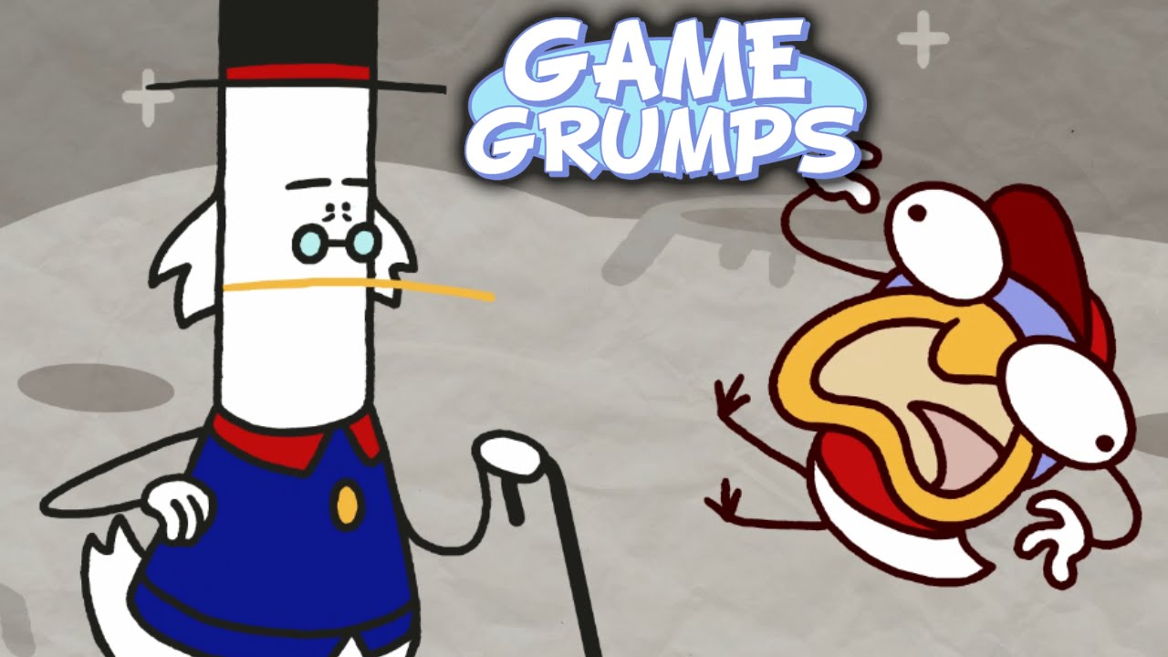Game Grumps Animated – Ducktales Glitches Out – by Carl Doonan