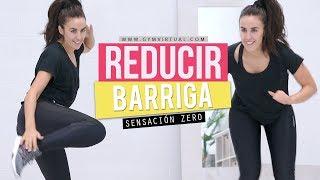 Mejores ejercicios para reducir barriga y cintura | SENSACIÓN ZERO