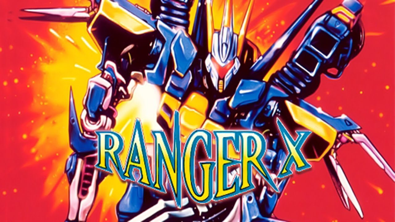 ranger x for sega megadrive by gau entertainment 720p youtube ranger x for sega megadrive by gau entertainment 720p