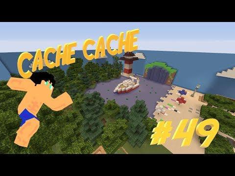 CACHE CACHE MINECRAFT | ÉPISODE 49 | VACANCES A LA PLAGE (Ps4)