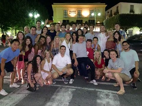 Italy Study Abroad 2015: University of Arizona