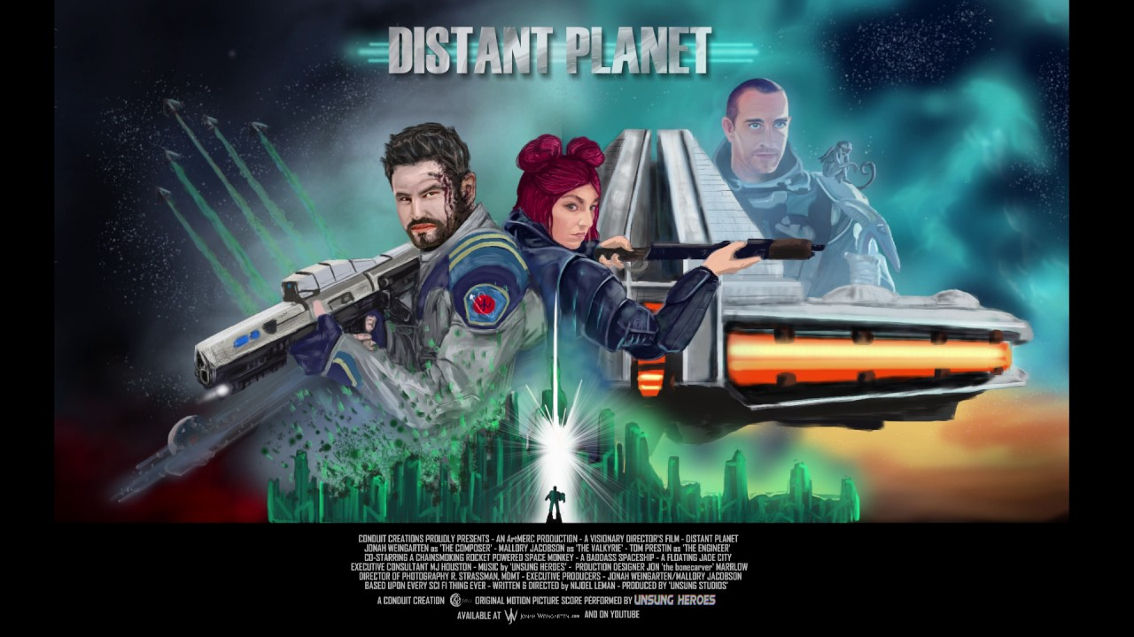 Distant Planet - YouTube