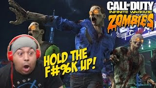 F#%KING EXPLODING CLOWNS, ROBOTS, THIS SH#T CRAZY! [COD: INFINITE WARFARE] [ZOMBIES]