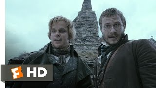 The Brothers Grimm (1/11) Movie CLIP - Grimm at Your Service (2005) HD