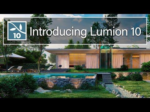 Lumion 10 Release Trailer