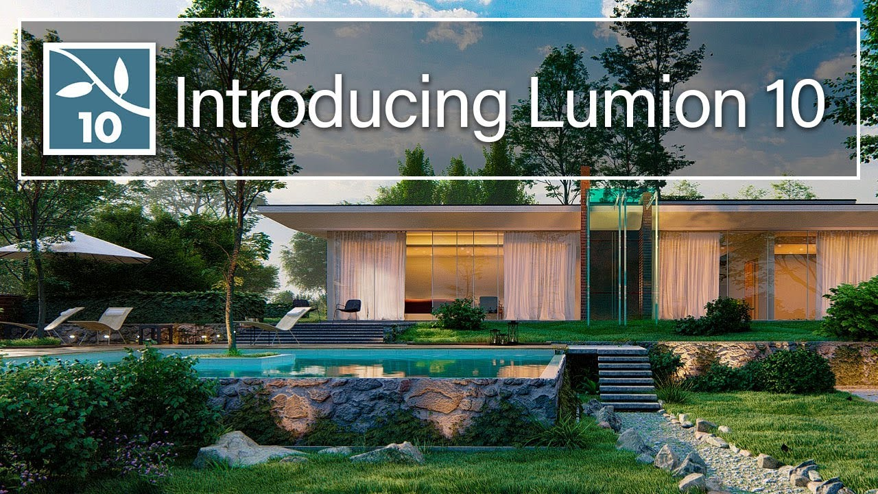 Lumion 3d Rendering Software Architectural Visualization