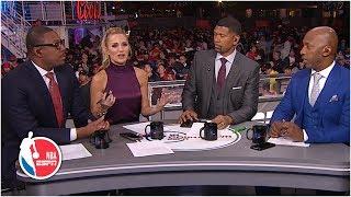 Raptors' mistakes vs. Warriors shock Paul Pierce, Chauncey Billups | 2019 NBA Finals | NBA Countdown