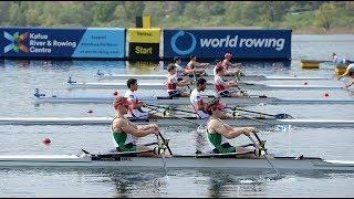 LIVE : Rowing - European Junior Championships Essen (Germany) 2019