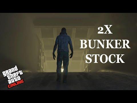 GTA Online New Bonuses- 2x Bunker Sales and more