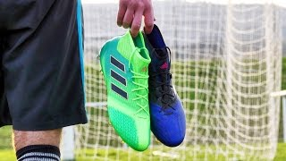 Adidas ace 17 primeknit epic boot test/review by sportytv