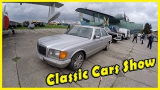 Best Classic Cars Show Review 2018. Auto Show OLD CAR LAND Review 2018. Old Cars 2018