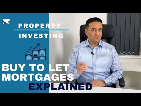 Buy to Let mortgages in UK for property investment