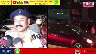 TRAFFIC POLICE DRUNK & DRIVE CHECKING UNDER JUBLIHILLS & BANJARAHILLS PS LIMITS
