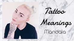 TATTOO MEANINGS | MANDALA