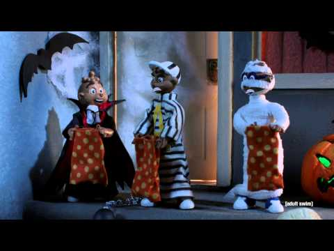 The Chipmunks Other Holiday Songs   Robot Chicken   Adult Swim
