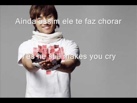 Try Smiling (Tento Sorrir) - Dae Sung -  Português - English subtitles