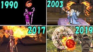 【FEシリーズ】ファイアー魔法 進化の歴史 【1990-2019】 | ファイアーエムブレム 風花雪月