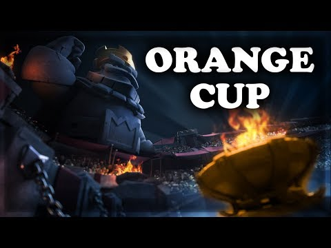 Orange Cup: Grand Prize - Trip to London   Clash Royale