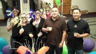 Don't miss the Masquerade Gala TONIGHT from 7-11pm at SAR
