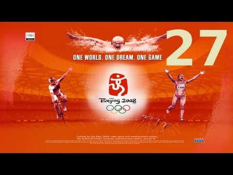 Let's Play Beijing 2008 - Olympische Spiele #27 [Deutsch/German] [Full-HD]