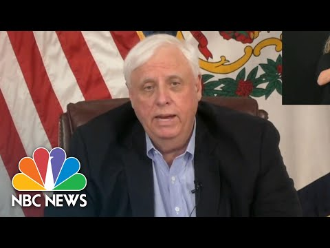 West Virginia Governor: Face Masks Required In Indoor Public Spaces | NBC News NOW