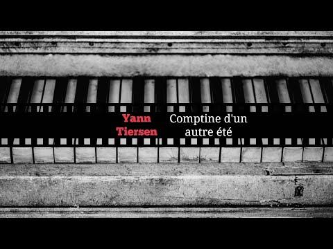 Yann Tiersen - Comptine d'un autre été / Amélie (piano cover)